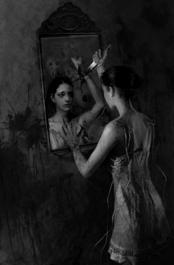 75bc4aa1e9db96f6b9ad4a33b2b19b19--horror-art-mirror-mirror